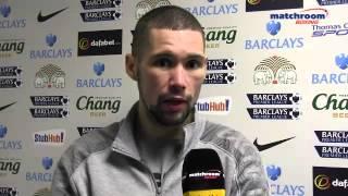 Tony Bellew talks Chilemba fight & Everton