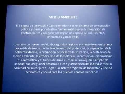 Mercado Común Centroamericano (MCCA)