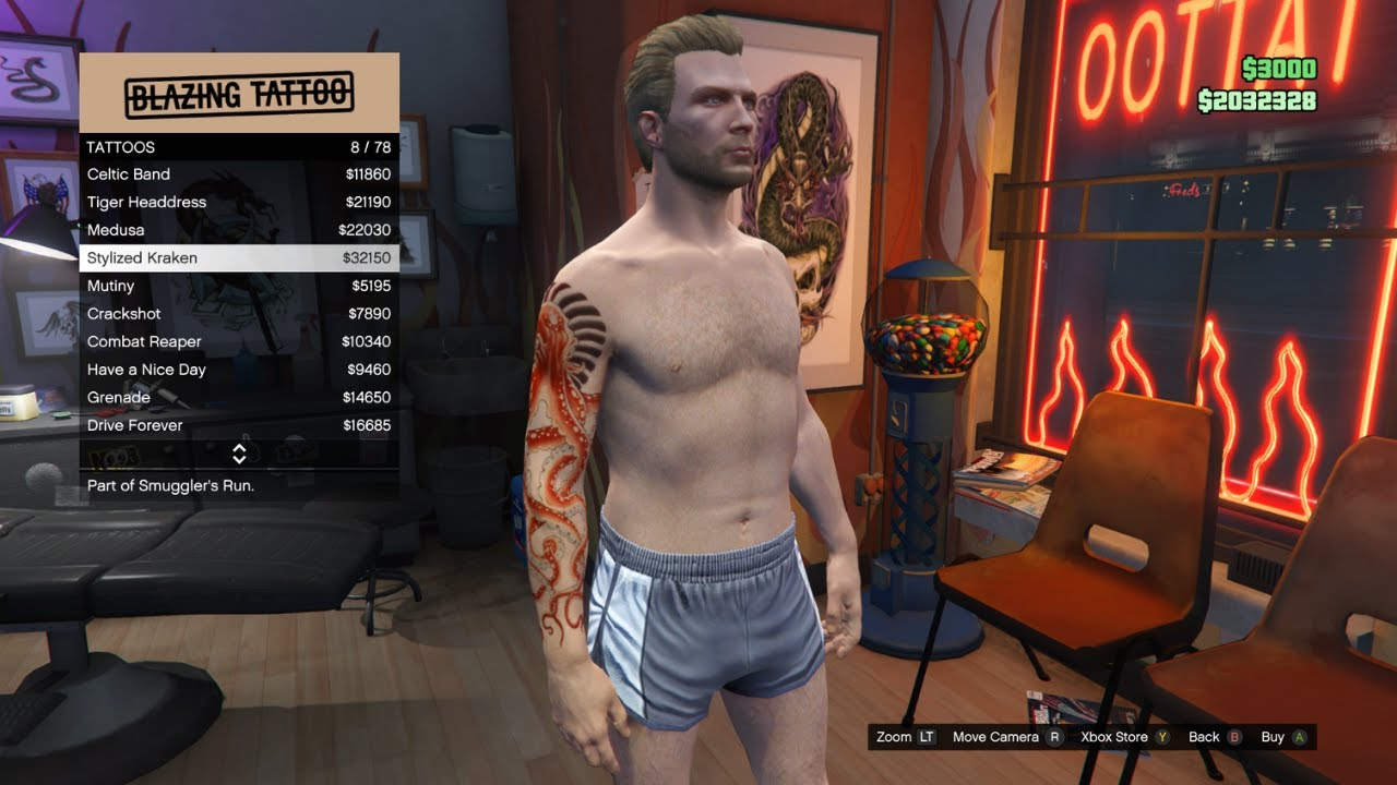 maxresdefault - How To Get Rid Of Tattoos In Gta 5 Online