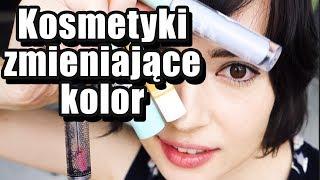 Red 27 - jak działają kosmetyki zmieniające kolor?