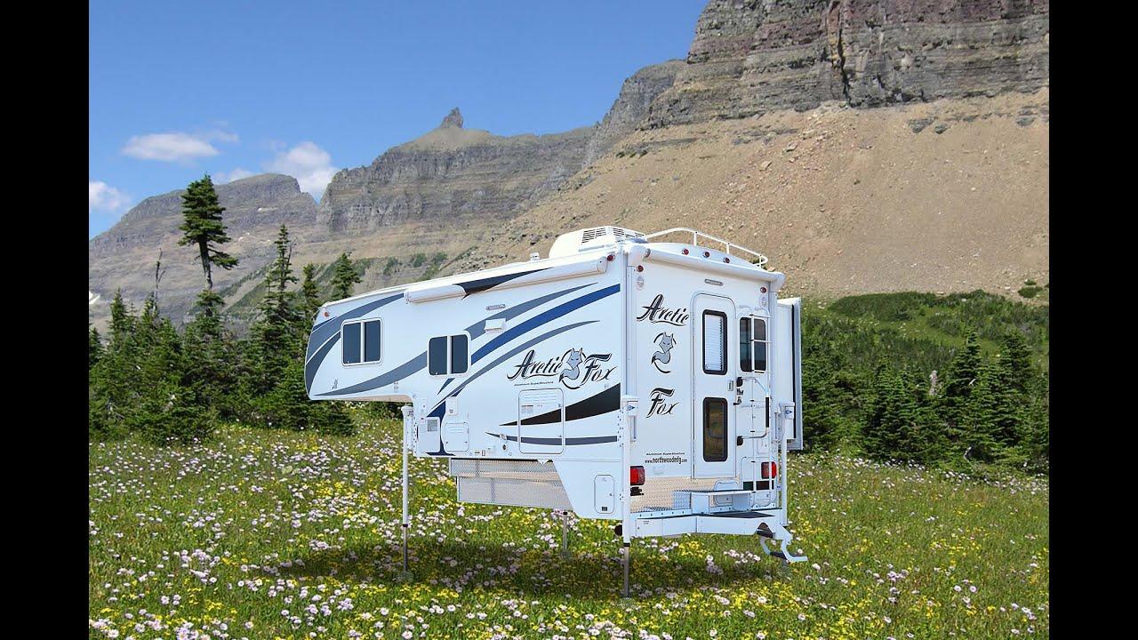 Quick Tour Of The Arctic Fox 990 Truck Camper
