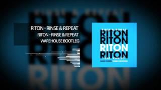 Riton - Rinse & Repeat (Sammy Porter