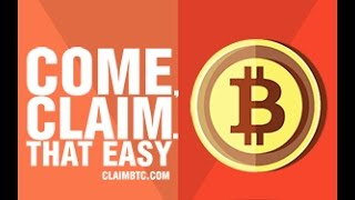 Claimbtc.com -  Биткоин кран для бесплатного заработка Bitcoin