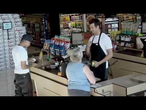 Josh Duhamel  Diet Pepsi Ad