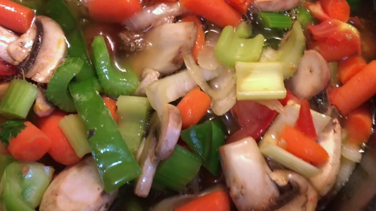 Cabbage Soup 7 Day Diet Youtube