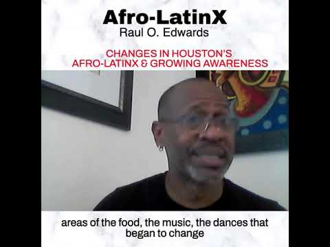 Defender Network: Raul O. Edwards on Changes in Houston's Afro-Latinx Community (9/21)