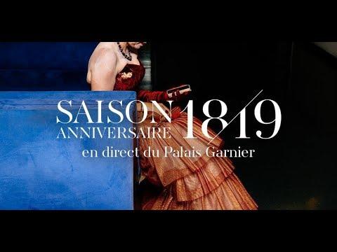 Soirée exceptionnelle à l'Opéra de Paris
