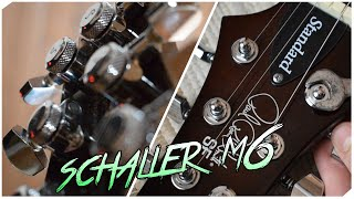 Installing Schaller M6 135 Locking Tuners On My PRS - Installation, Review & Test