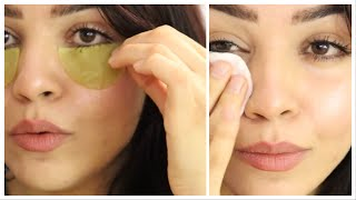 أحسن طريقة فعالة للتخلص سريعا من الهالات السوداء والخطوط الرفيعة حول العين