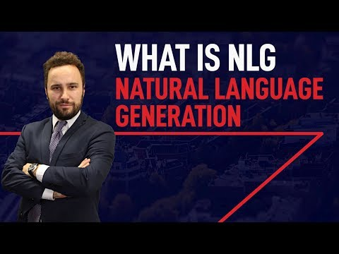 What is NLG (Natural Language Generation) in 3 minutes