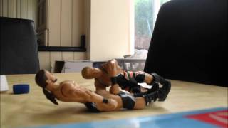 Snap Double Underhook DDT