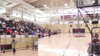 All norcal games girls dr. dish 3-point shootout live 4/1/18