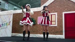 2016.12.24 奈良未遥・小熊倫実ステージ.