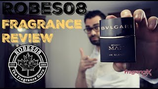 Bvlgari Man in Black by Bvlgari Fragrance Review (2014)