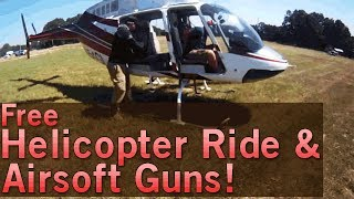 Free Helicopter Ride & Airsoft Guns at the GI Tactical Anniversary Sale April 19th | Airsoft GI