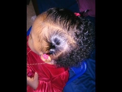 Hair Styles For Girls: Newborn to 12 Months old