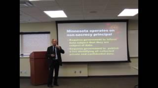 New Employee Orientation Data Practices