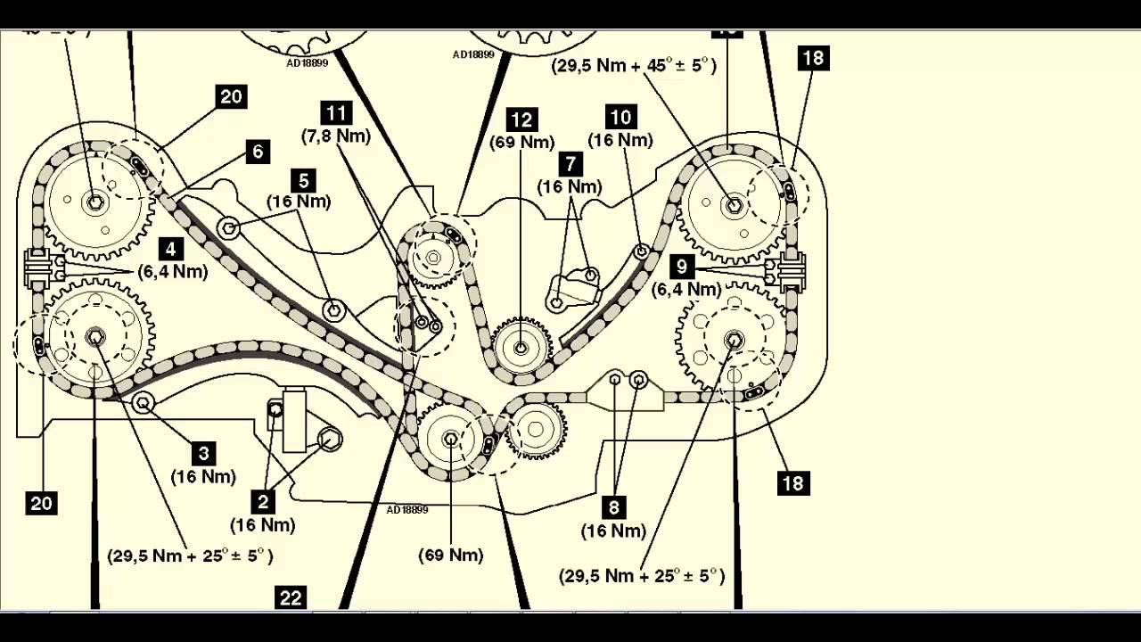 subaru legacy outback 3 0 2003 09 cadena de distribucion 2003 subaru outback fuse box diagram 2003 subaru outback stereo wiring diagram [ 1280 x 720 Pixel ]