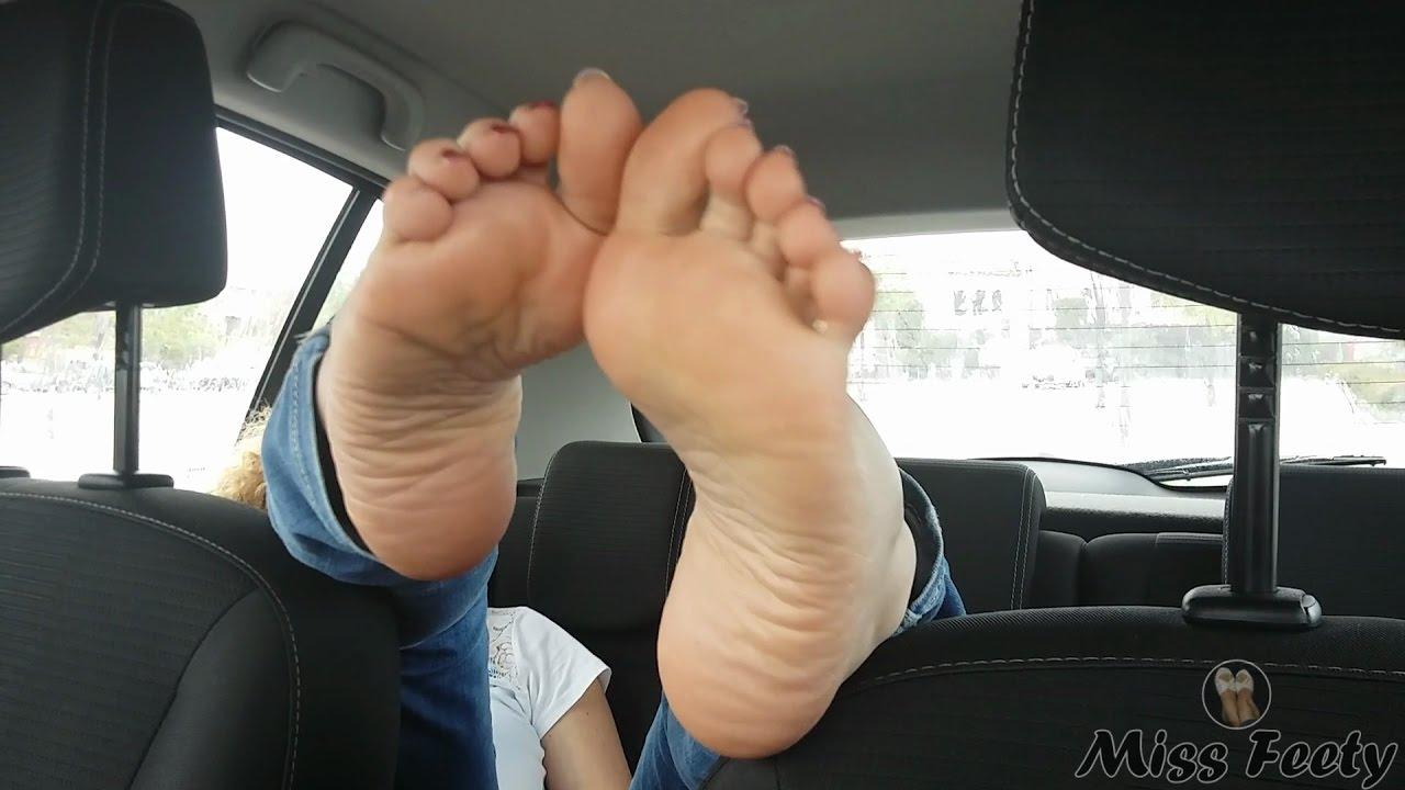 Sexy feet toes nz