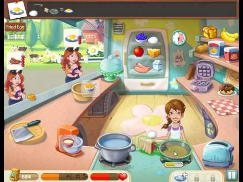 Kitchen Scramble Level 27