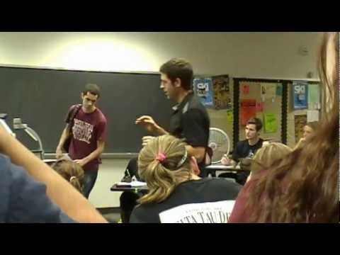 Professor Destroys Student's Phone