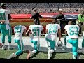 2018.07.20.B - Why Miami Dolphins announced their discipline policy for National Anthem / flag protesters July 19