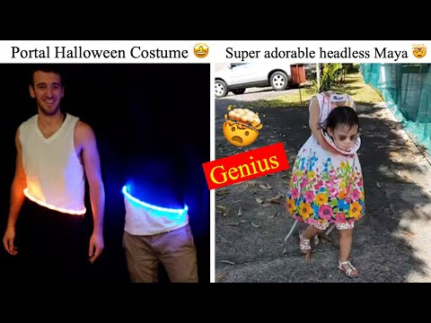 People Who Absolutely Won Halloween