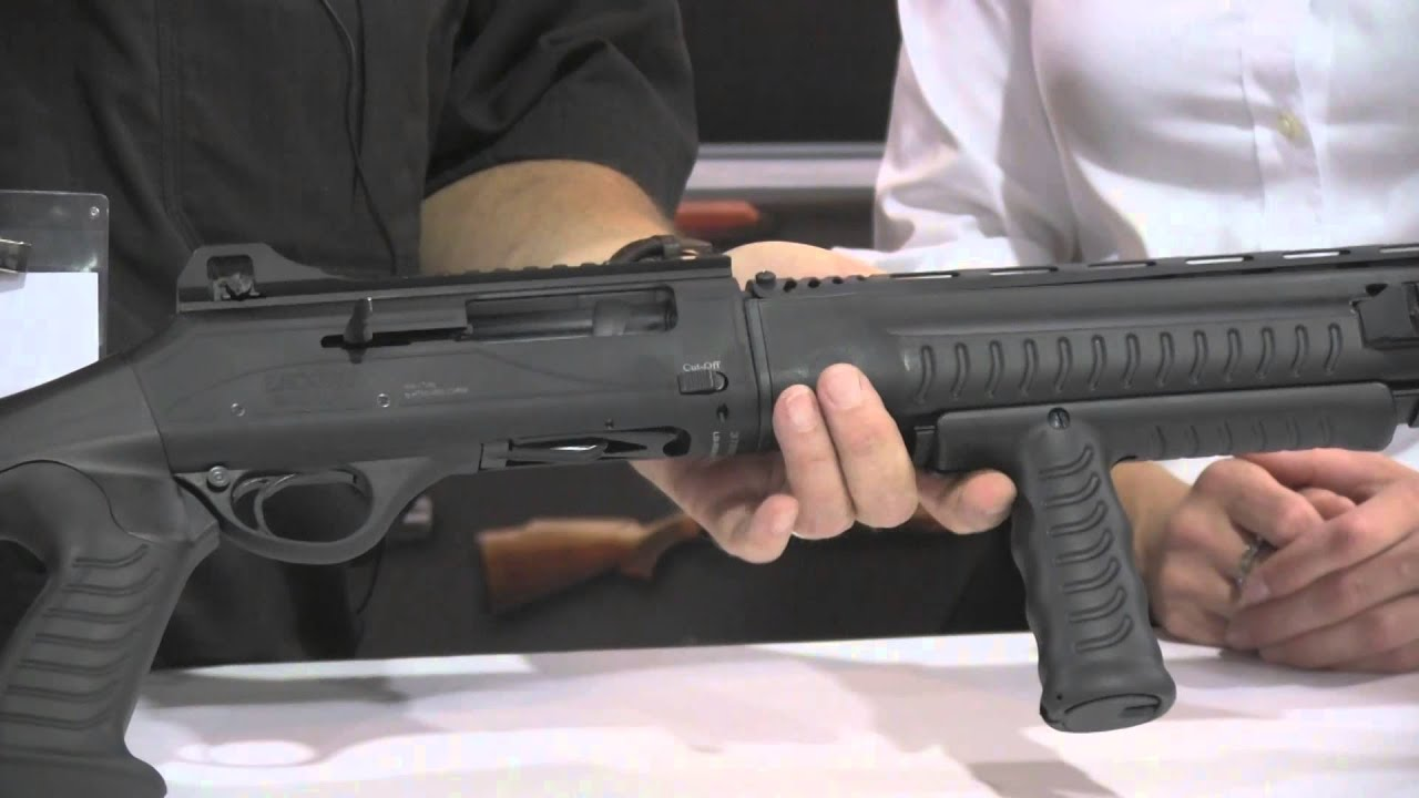 gallery of guns 2013 nasgw sneak peek  escort 20ga tactical shotgun new for 2014
