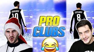 FIFA 19 PRO CLUBS С ИЦАКА И ВАС