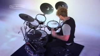 Roland TD-30KV Artist Impressions — Mark Schulman
