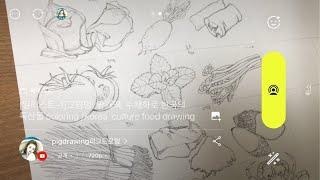 [일러스트-2]그림멍! 망개떡, 수채화로 한국의 특산물…