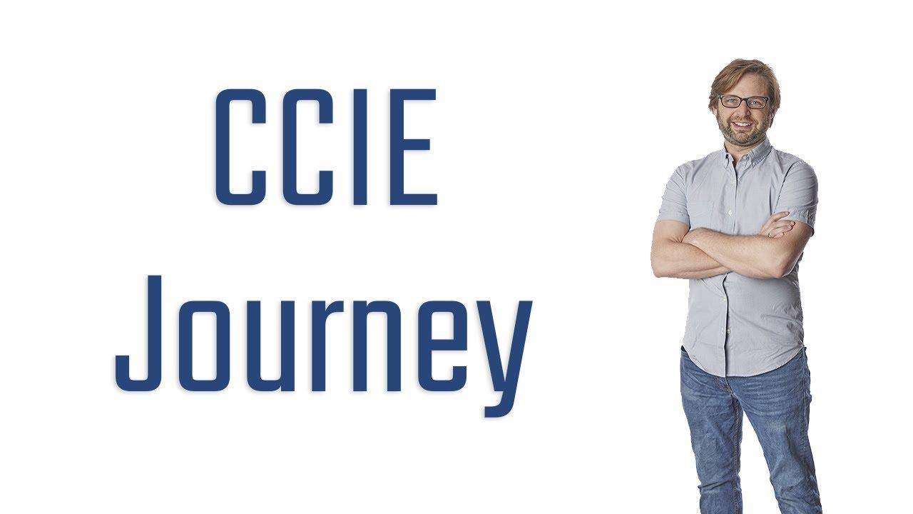 CCIE Journey - Week Ending 7-10-2020