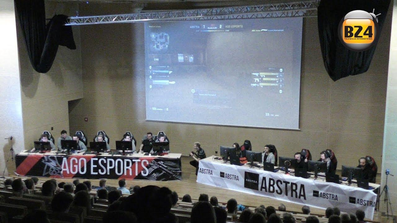 Abstra vs AGO ESport w Kleszczowie