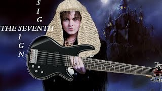THE JUDGE PLAYS - Yngwie Malmsteen 'The Seventh Sign' solo on six string bass!
