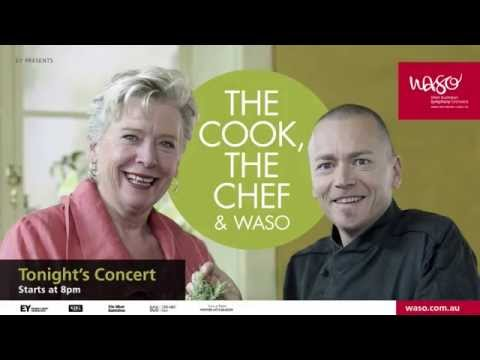 The Cook, The Chef & WASO