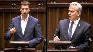 C. Grabarczyk z POKO przeczołgany i wyśmiany przez Sejm po ripoście posła Piątkowskiego z PiS
