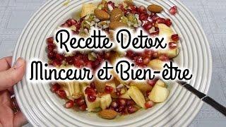 [ Astuce N°1 ] : Le Miam-ô-fruit : Recette detox - rééquilibrage - bien-être