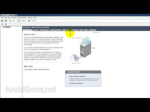 Backup and Restore VMware ESXi Virtual Machine to a New Host
