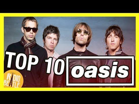 TOP 10 Canciones de OASIS | Radio-Beatle