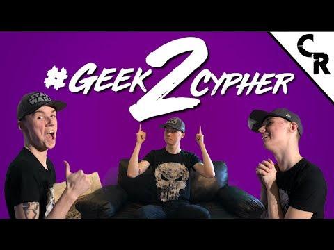 #GEEKCYPHER2 - CONNOR RAPPER (Prod. Caliber Beats)