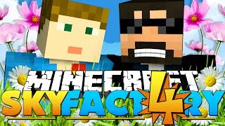 This Farm HAS to Be MADE OF DIRT! in Minecraft: Sky Factory 4!