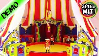 playmobil circus roncalli