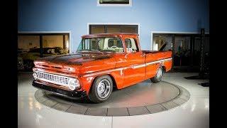 SOLD Patina'd 1963 Chevrolet C10