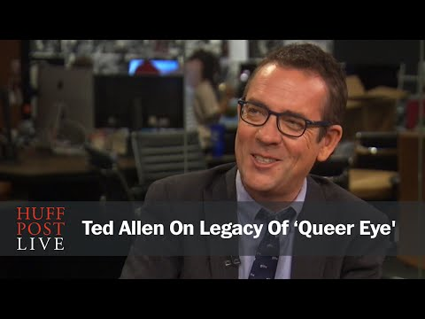 Ted Allen On Legacy Of 'Queer Eye' - YouTube