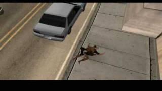 GTA San Andreas Poison Kiss Mod