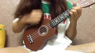 Ukulele cover What makes you beautyful