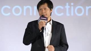 雷軍來台演講全文:以小米精神激勵台灣年輕人勇敢追夢