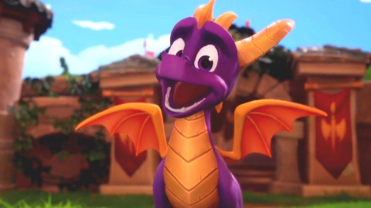 Download Spyro The Dragon - Full Game 120% Walkthrough (Reignited Trilogy)