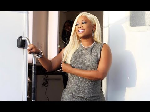 Trina Proves She's The Thickest Rapper In The Game