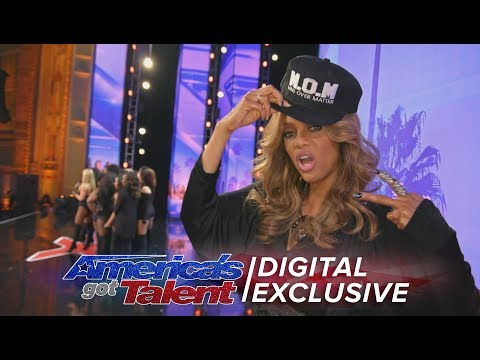 Tyra Banks: Her Crazy and Fiercest Moments  America's Got Talent 2017